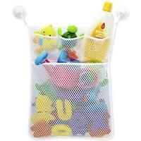 Baby Bath Bathtub Toy Mesh Net Storage Bag Organizer Holder Bathroom Bag