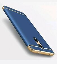 3 in 1 SHOCKPROOF Mobile Back Cover Case for Xiaomi redmi note 4  - Blue colour