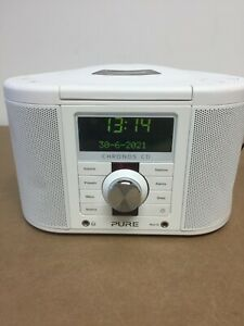 Pure Chronos Series 2 FM/DAB Digital Radio Alarm Clock **READ DESCRIPTION**