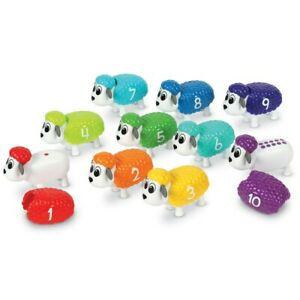 Snap-n-Learn Counting Sheep - Counting & Sorting Fine Motor Toy