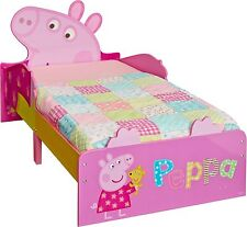 Children's Peppa Pig Theme Beds with Mattresses
