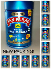 10 CANS! Pan Parag NEW PACKING 1000g Pan Paan Masala Supreme Cans EXPORT QUALITY