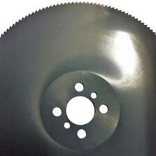 250 X 20 X 40 New Industrial Cold Saw Blade Hss M2 Dmo5 Metal Cutting Steel