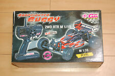 GM-Racing 90168 Roadfighter Buggy 2WD 2.4 Ghz RTR NEU & OVP