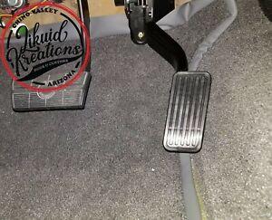 73 to 87 Chevy C10 Square body LS Swap 01-05 Truck DBW Throttle Pedal Bracket