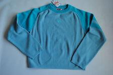 Women's QUICKSILVER Teenies MILLY Virgin Wool Jumper Blue Color Size 14 BNWT