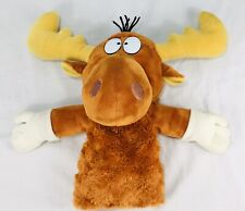 New ListingBullwinkle Hand Puppet Rocky & Bullwinkle Cartoon Plush Toy Moose