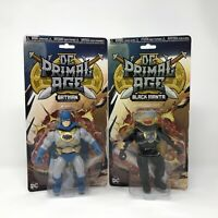 Funko DC Primal Age Figures Set of 2 Batman (Blue) and Black Manta