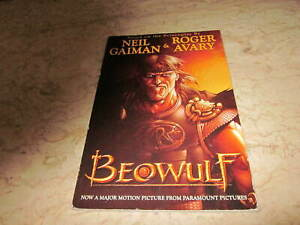 Beowulf Based On The Screenplay by Neil Gaiman & Roger Avery