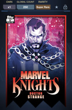 Topps Marvel Collect! Doctor Strange Marvel Knights 1ST PRINTING 250cc | DIGITAL