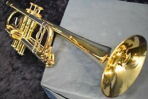 Custom Vincent Bach Stradivarius Model 37 Trumpet in C(229 w/37 bell) w/Case,Mpc