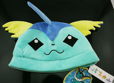 Pokemon Vaporeon Plush Warm Hat Cap Cosplay Costume Hat Gift
