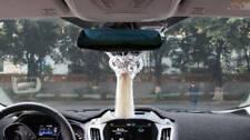 A Set New VIP Car Charm JDM Fusa White Kiku JP Knot & White Kin Tsuna Rope