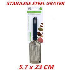Stainless Steel Lemon Fruit Peeler Cheese Zester Microplane Grater Fruit Kitchen