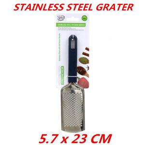 Stainless Steel Lemon Fruit Peeler Cheese Zester Microplane Grater Fruit Kitchen