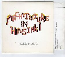 (FQ408) Architecture In Helsinki, Hold Music - 2007 DJ CD