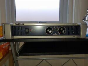 Yamaha 2500 power amp