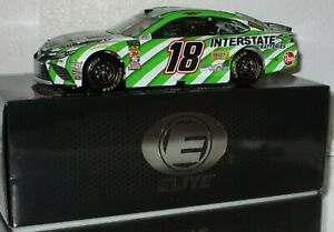 2018 KYLE BUSCH #18 INTERSTATE BATTERIES ELITE 1/24 CAR#39/100 AWESOME MUST HAVE