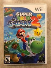 Super Mario Galaxy 2 ( Nintendo Wii ),Complete w/Case & Manual
