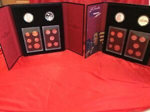 2005 United States Mint American Legacy Coin Collection w// Box ASW 1.54 oz