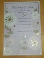Hallmark Wedding Marriage Married Greeting Card Congratulations
