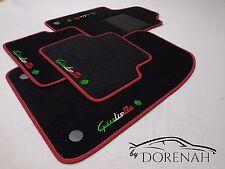 Tappetini ALFA ROMEO GIULIETTA,tappeti,tapis de sol,alfombras,NO ORIGINAL  Easy4