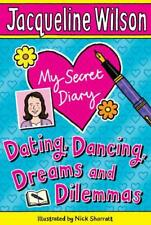 My Secret Diary by Jacqueline Wilson Paperback Book 9780552561563 NEW