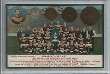 Bradford City AFC (The Bantams) Vintage FA Cup Final Winners Coin Gift Set 1911