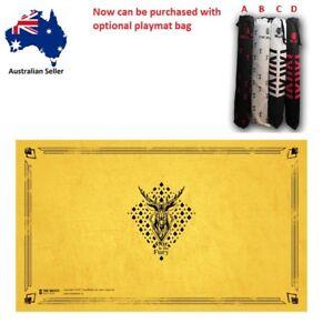 Timewalker PlayMat TCG CCG Game of Thrones House Baratheon MTG Magic yugioh Card