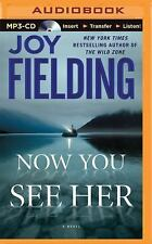 Now You See Her by Joy Fielding (2015, MP3 CD, Unabridged)