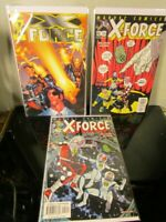 X-Force (1991 series) LOT Marvel comics ~Bagged Boarded~~~~