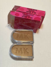 Mary Kay Goldenrod Signature Eye Color Lot of 2 Shadow