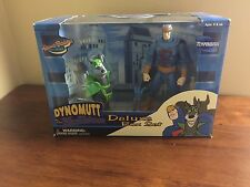 Dynomutt and Blue Falcon Deluxe Boxed Set Toynami