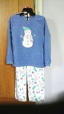 Jolies Filles Polaire Pyjama Âge 6