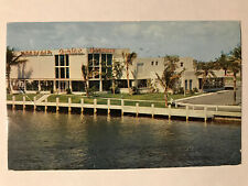 Creighton's Restaurant, Fort Lauderdale, Florida FL Postcard - May 22, 1961