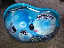New Pikmi Pops Jelly Dreams Puppy Dog Light Up Plush Blue