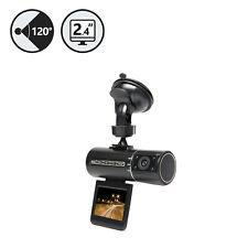 "Car Dash Camera 720 HD Video 2"" TFT Removable Screen Cigarette Lighter Plug"