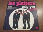 33 tours THE PLATTERS only you version originale