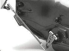GM TRANSMISSION SHIFT ARM LINKAGE KIT TURBO 350 400 700R 200R 4L80E COLUMN