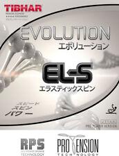 Tibhar Tischtennisbelag Evolution EL-S 1,9 rot  NEU / OVP