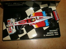 Minichamps 1/43 Williams F1 Team Supertec FW21  R.Schumacher 1999   MIB (13/044)