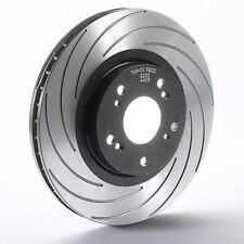 Front F2000 Tarox Brake Discs fit Ford Escort Mk3/4 1.6 Diesel Non ABS 1.6 83>88