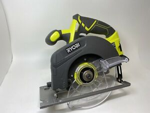 Ryobi One Plus 18V 6 1/2 in Circular Saw P507 Tool Only | Tested | Works Great