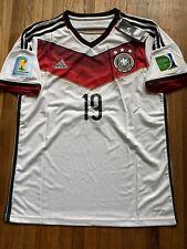 2014 World Cup #19 Gotze Germany Home Medium