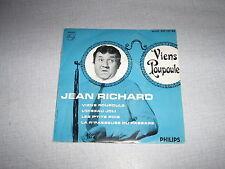 JEAN RICHARD EP FRANCE VIENS POUPOULE