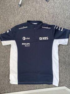 Williams F1 T Shirt - Size Large