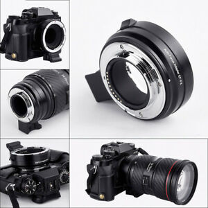 Commlite EF-FX Auto Focus Lens Adapter for Canon EF/EF-S to for Fujifilm X Mount