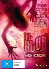 THE BLOB (1988 Kevin Dillon) english cover -  DVD -UK Compatible
