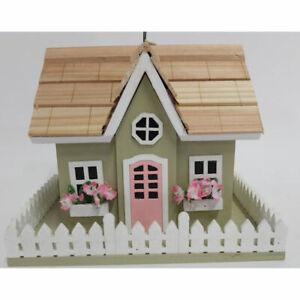 Home Bazaar Sweet Victorian Cottage Birdhouse