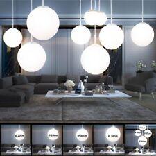 plafonnier suspendu Lumières boule en verre LAMPES LA VIE chambre éclairage